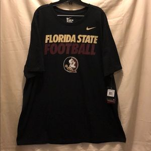 Nike Florida State Football Men's Shirt.